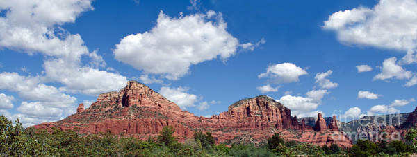 Photograph - Red Rocks In Sedona Arizona by Donna Greene