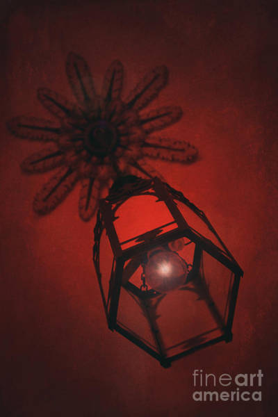 Wall Art - Photograph - Red Room Tales by Trish Mistric