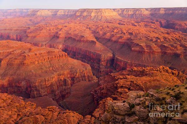 Photograph - Grand Canyon From Kanab Point by Yva Momatiuk John Eastcott