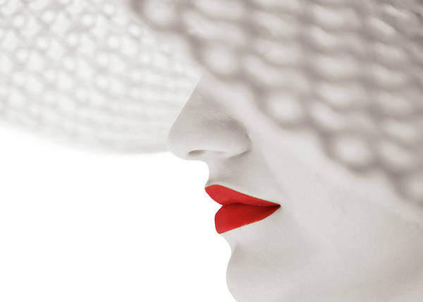 Nose Photograph - Red by Seyhan Terzioglu