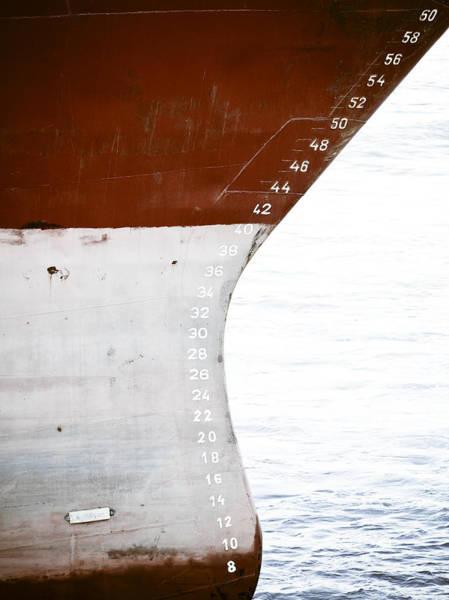 Wall Art - Photograph - Red Ship by Frank Tschakert