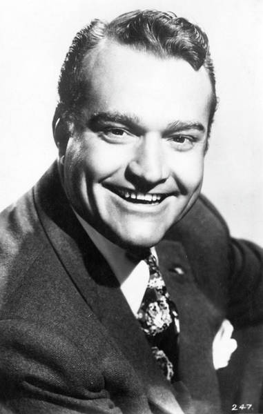 Wall Art - Photograph - Red Skelton (richard Skelton)  American by Mary Evans Picture Library