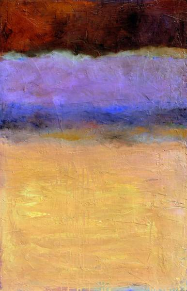 Painting - Red Sky by Michelle Calkins