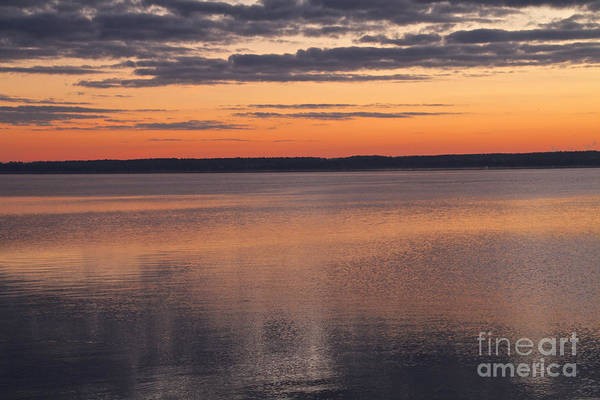 Photograph - Red Sky by William Norton