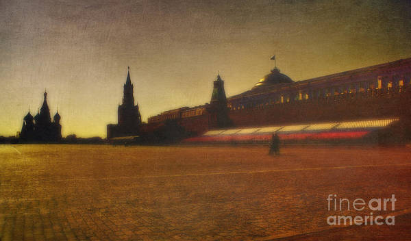 Photograph - Red Square Moscow by Elena Nosyreva