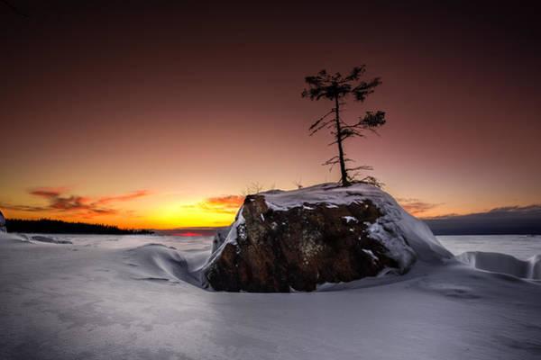 Canon Eos 6d Photograph - Red Sun by Jakub Sisak