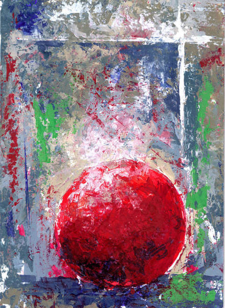 Painting - Red by Thomas Lupari