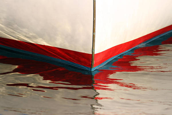 Photograph - Red White And Blue by Juergen Roth