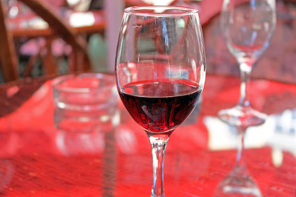 Photograph - Red Wine by Tony Murtagh