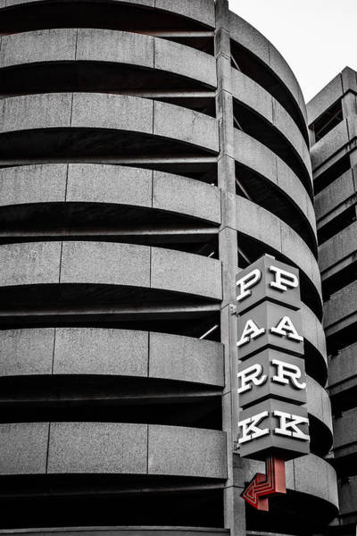 Photograph - Red Zone Parking by Melinda Ledsome