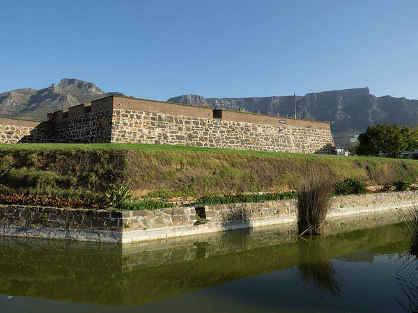 Fortification Photograph - Redoubt Of Castle Of Good Hope by Panoramic Images