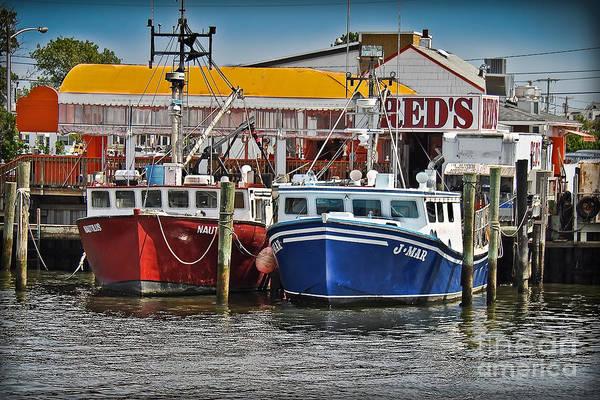 Photograph - Reds Lobster Pot by Gary Keesler