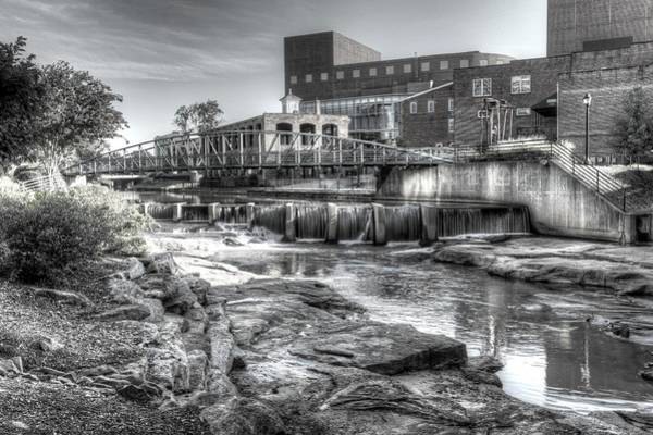 Photograph - Reedy River At Greenville by Carol Montoya