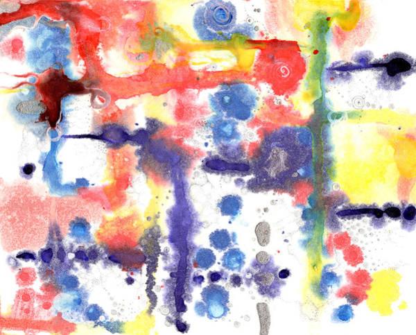Painting - Reef by Regina Valluzzi