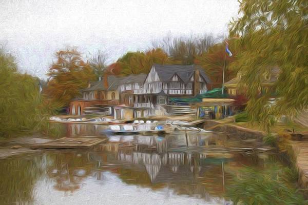 Photograph - Reflecting Gables by Alice Gipson