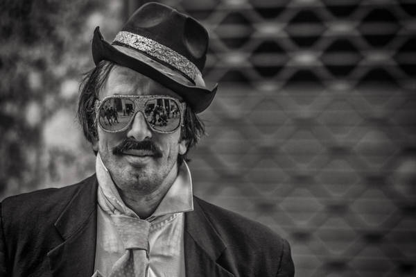 Photograph - Reflecting Glasses by Roberto Pagani