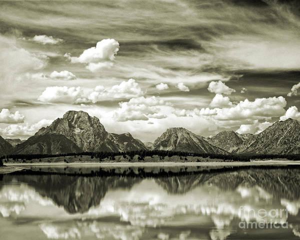 Photograph - Reflecting Grandeur by Edmund Nagele