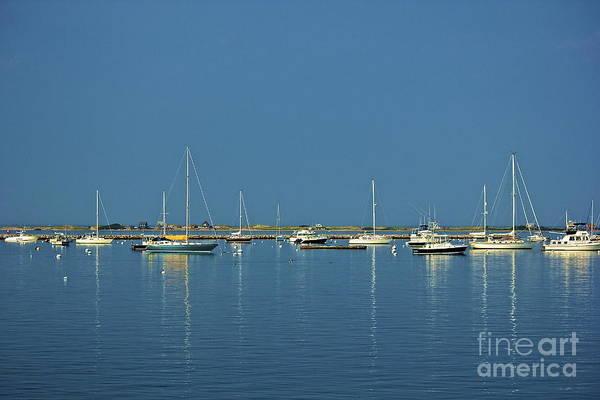Photograph - Reflecting Masts by Amazing Jules