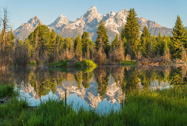 Schwabacher Photograph - Reflecting On Everything by Kristopher Schoenleber