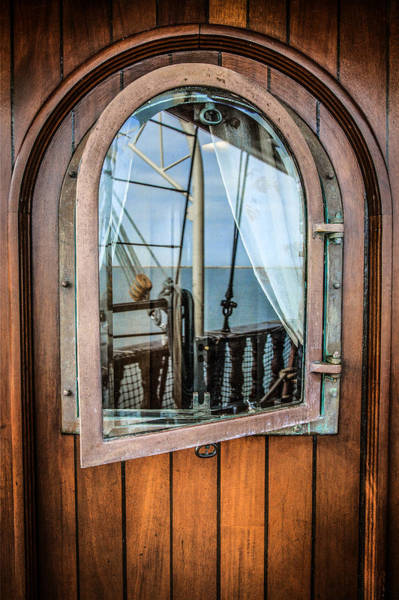Door To Door Photograph - Reflecting Out To See by Dale Kincaid