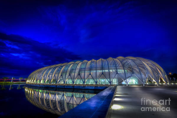 Santiago Calatrava Photograph - Reflecting The Future by Marvin Spates