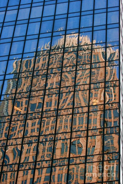 Photograph - Reflecting Uptown By Diana Sainz by Diana Raquel Sainz