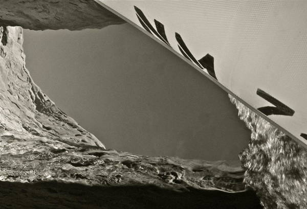 Photograph - Reflection And Wake by Kim Pippinger