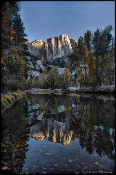 Photograph - Reflection by Erika Fawcett