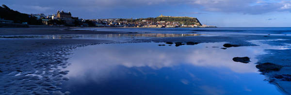 Scarborough Photograph - Reflection Of Cloud In Water by Panoramic Images