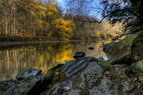 Photograph - Reflection Of Fall Beauty by David Dufresne