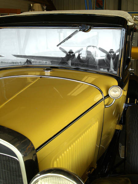 Style Photograph - Reflection Of The Past by Bill Gallagher