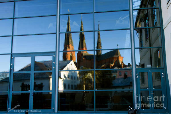 Photograph - Reflection by Torbjorn Swenelius
