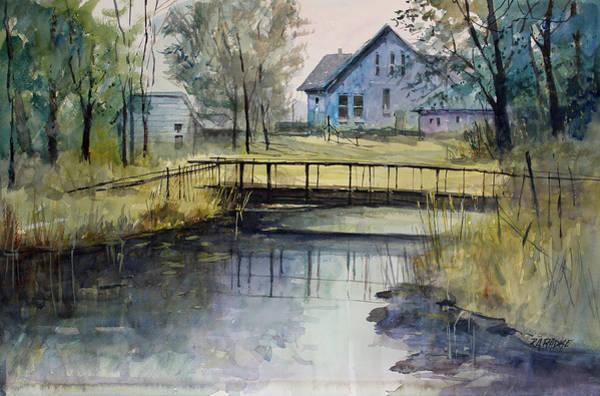 Wall Art - Painting - Reflections #2 by Ryan Radke