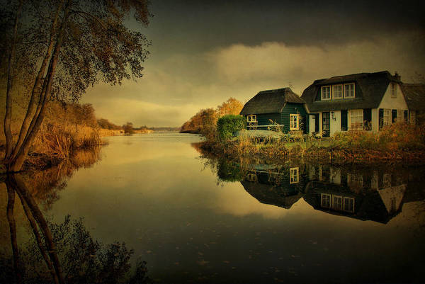 Photograph - Reflections by Annie Snel