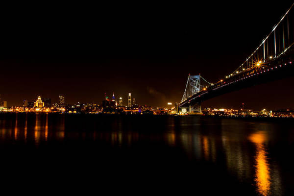 Photograph - Reflections From Philly by Dave Hahn
