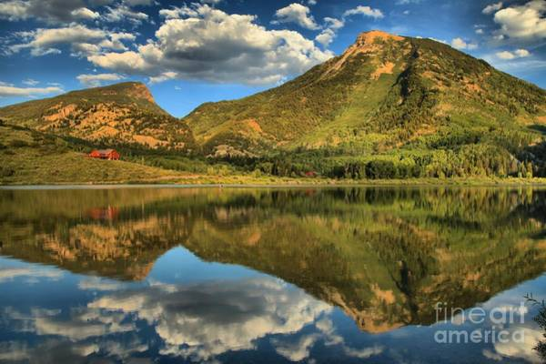 Photograph - Reflections In Beaver Lake by Adam Jewell