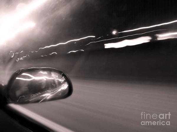 Photograph - Reflections In The Night by Robyn King