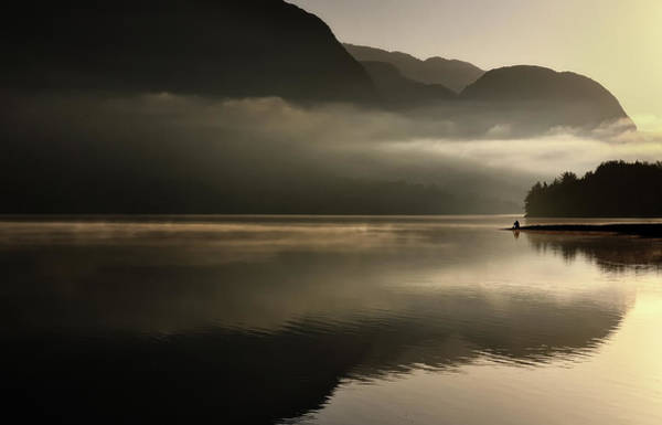 Tranquil Photograph - Reflections by Izidor Gasperlin
