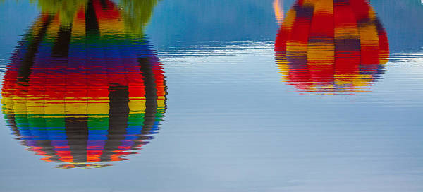 Photograph - Reflections by Kevin  Dietrich