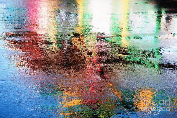 Wall Art - Photograph - Reflections Of The Fair by Merice Ewart