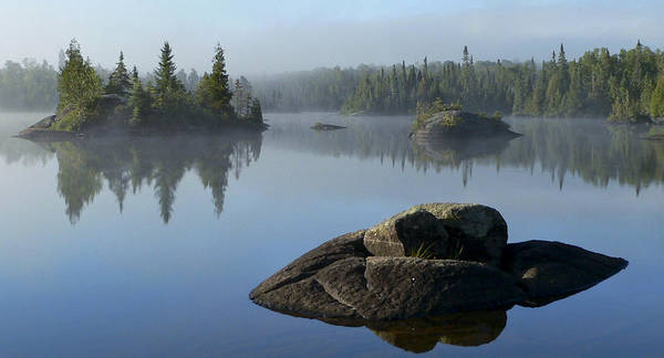 Bwcaw Photograph - Reflections by Steve Schwarz