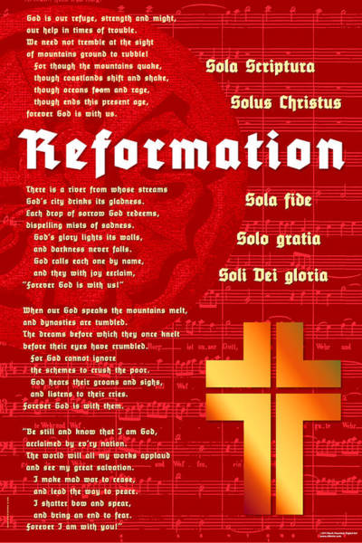 Reformation Art Print