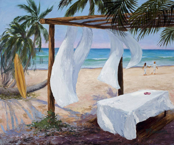 Painting - Refreshed by Mary Giacomini