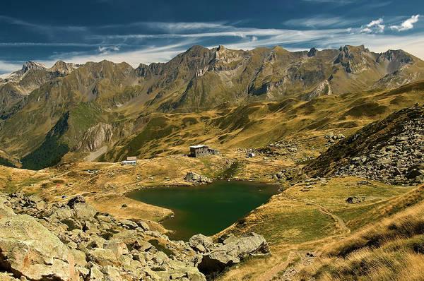 Pyrenees Photograph - Refuge Du Lac Blanc by By R.duran (rduranmerino@gmail.com)