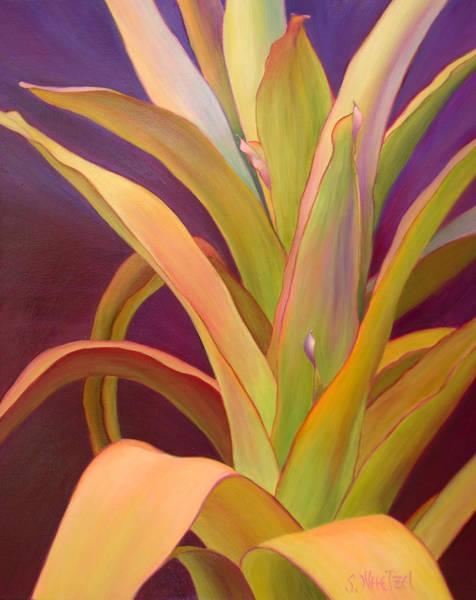 Art Print featuring the painting Regalia by Sandi Whetzel