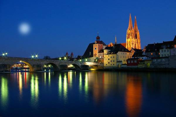 Photograph - Regensburg Germany by Movie Poster Prints