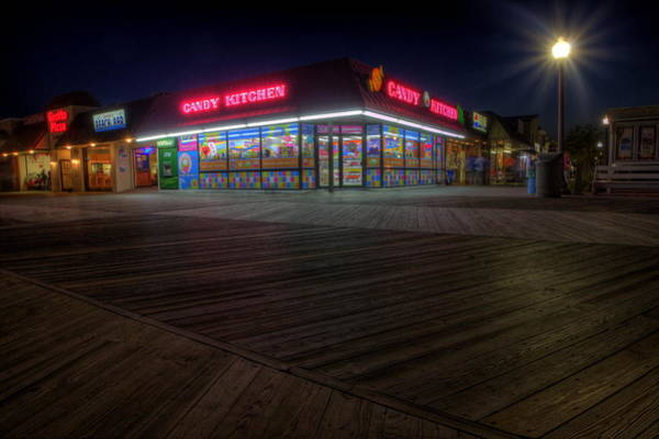 Photograph - Rehoboth Beach Candy Kitchen by David Dufresne