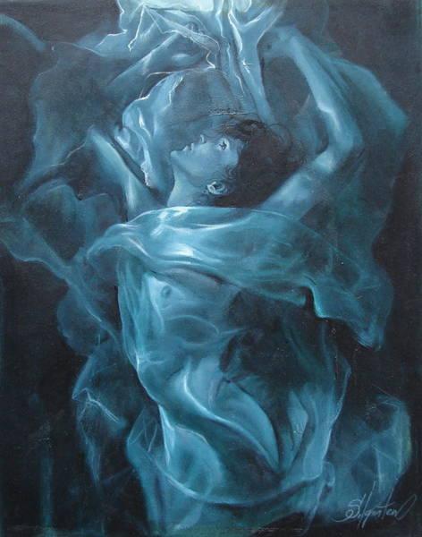 Ignatenko Painting - Reincarnation by Sergey Ignatenko