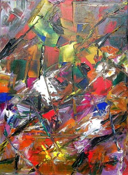 Painting - Rejuvenation by Ray Khalife