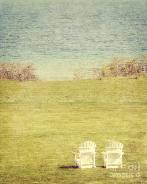 Wall Art - Photograph - Relaxing At The Lake by Emily Kelley